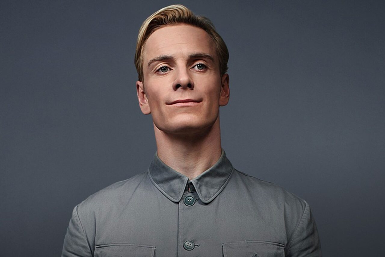 david scaled - Ridley Scott Says Fassbender Will Be Seductive and Dangerous in Prometheus 2. Swoon.