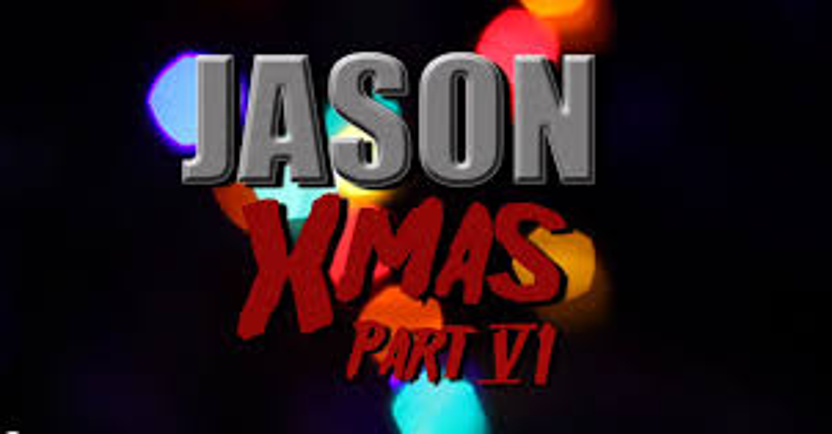 scaredstiffxmas6 - Watch the Newest Installment of Holiday-Themed Fan Film Jason Xmas Part VI