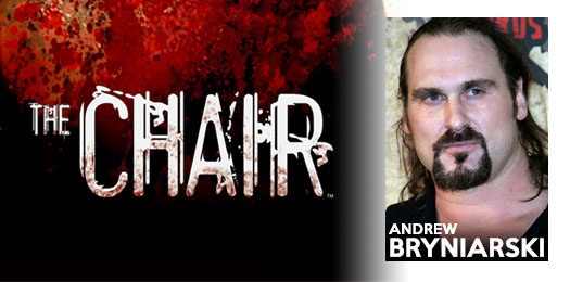 thechair andrewbryniarski - The Chair Casting Update: Leatherface Next to Be Seated
