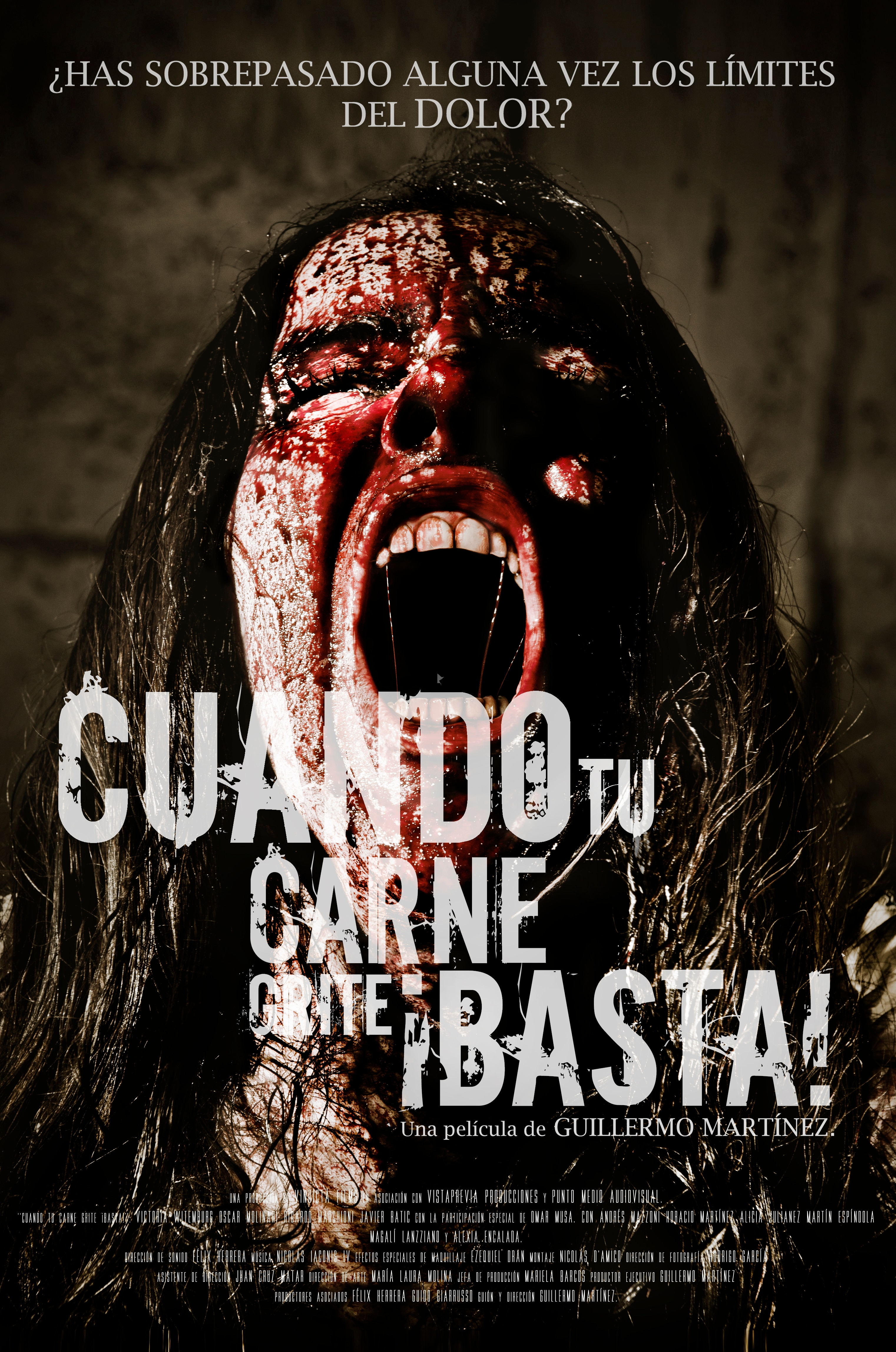 when your flesh screams - When Your Flesh Screams! (Cuando tu Carne Grite Basta) - New Poster and More