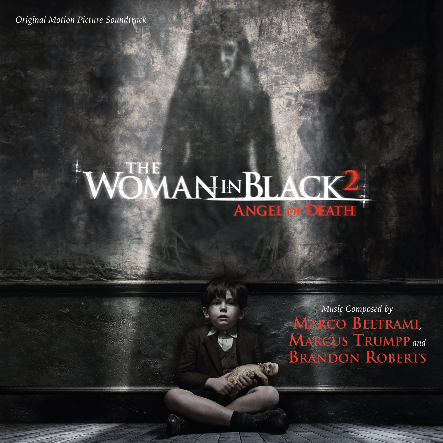 womaninblack2 soundtrack - The Woman in Black 2 Angel of Death Soundtrack Available Today!