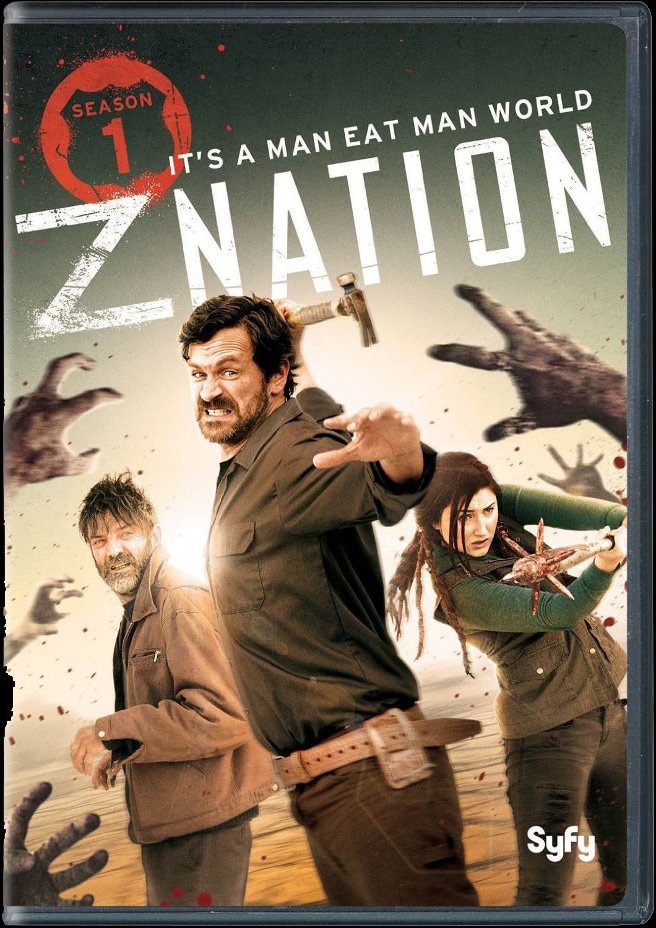 z nation syfy dvd - Exclusive: Craig Engler Talks Z Nation and What's Ahead in Season 2