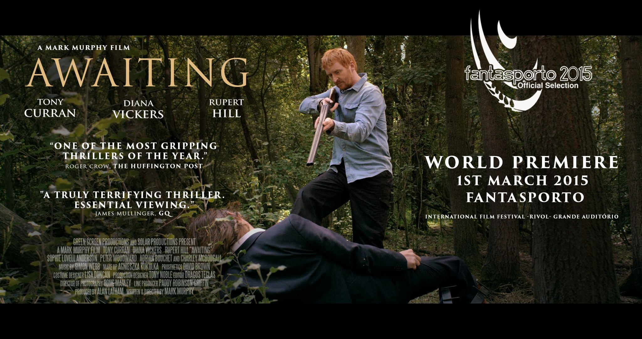 Awaiting Premiere - Awaiting Premiere Artwork Takes Aim