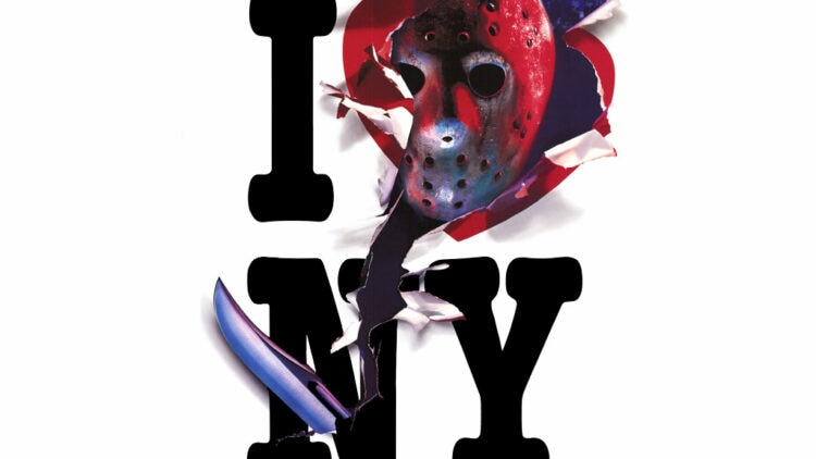 I heart NY jason vorhees 750x422 - 13 Controversial Horror Movie Posters That Were Banned from Public Display