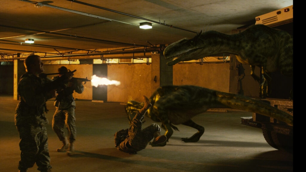 Exclusive: Jurassic City Gets a Trailer, Poster, and ...