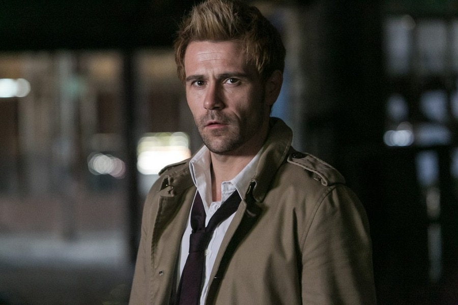 NUP 166650 0143 - He's Back! Constantine Joins the Legends of Tomorrow for Episode 3.10; See the Teaser!