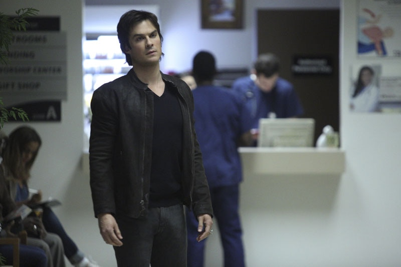 TVD614b 0029b - The Vampire Diaries: New Clip from Ep. 6.12 - Prayer for the Dying; Four Stills from Ep. 6.14 - Stay