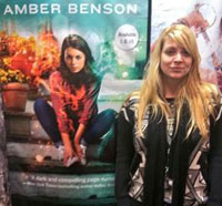 amberbenson - Amber Benson's The Witches of Echo Park Now Available; Signing in Chicago Today!