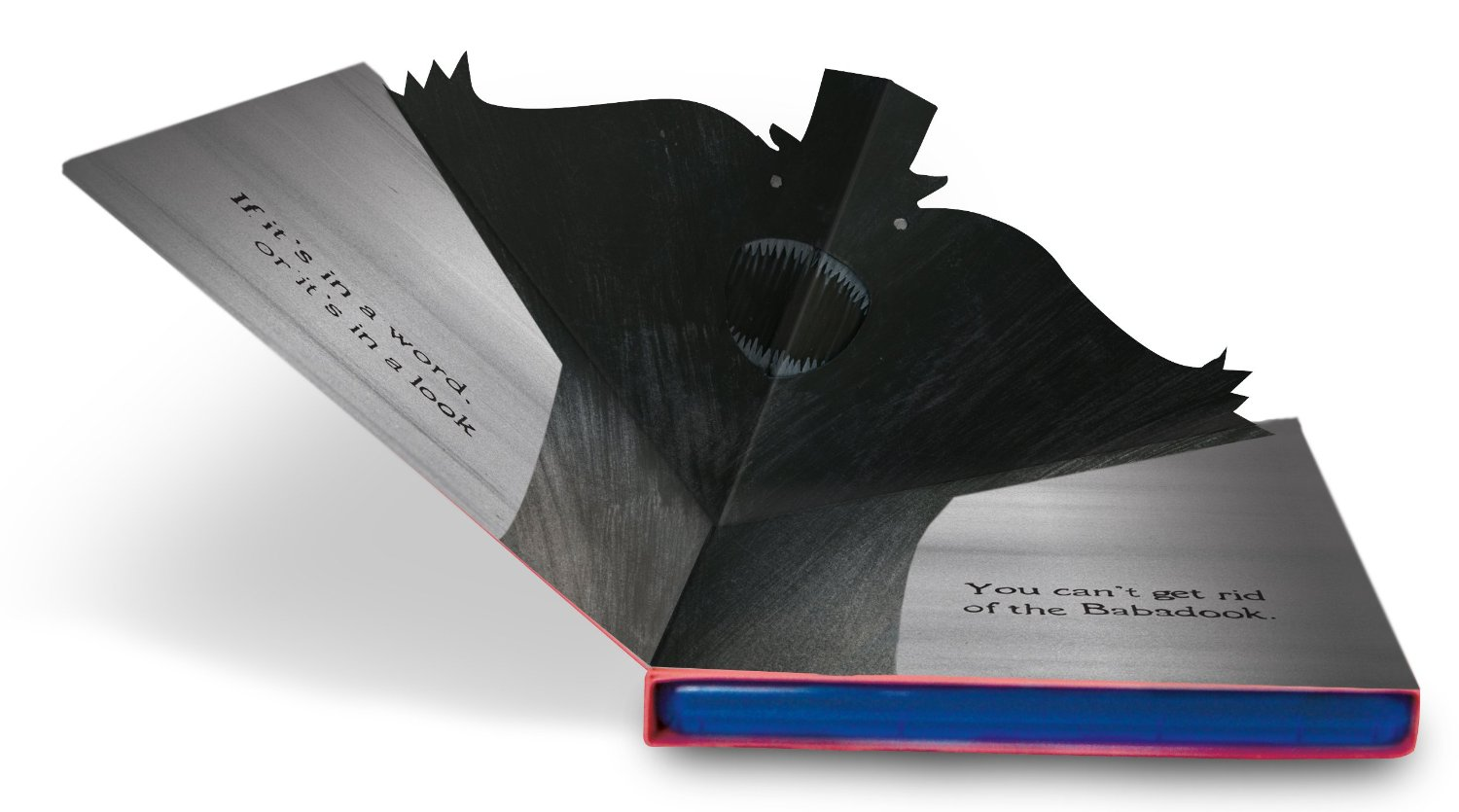 bababook - The Babadook Finds a Home at Scream Factory; Pop-Up Book Packaging!