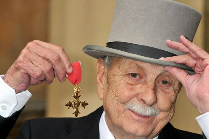 clemens - Rest in Peace: Legendary British Writer/Producer Brian Clemens