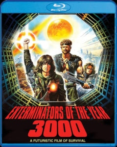 exterminators of the year 3000 239x300 - Exterminators of the Year 3000 (Blu-ray)