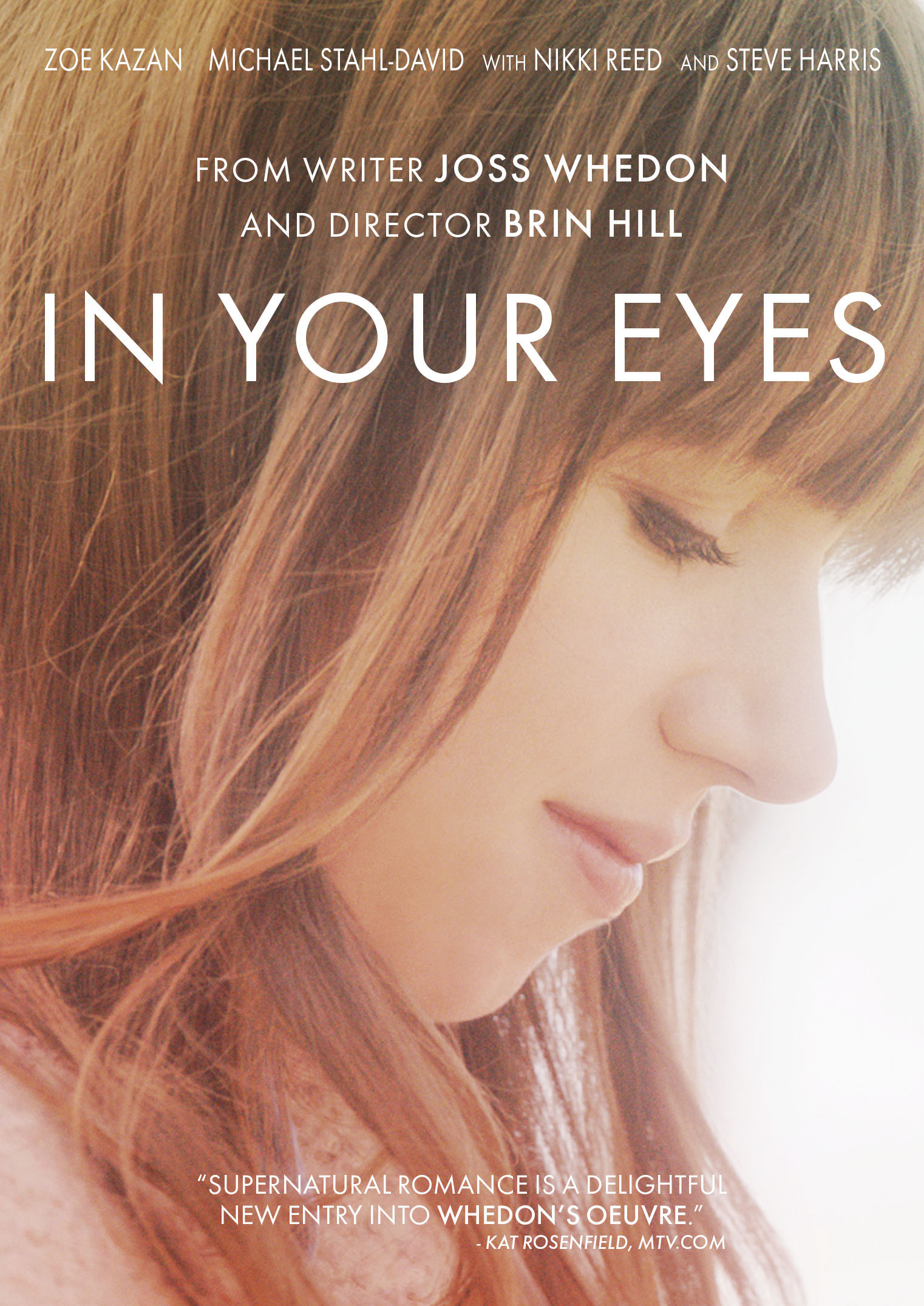in your eyes1 - Joss Whedon Shoots Supernatural Romance In Your Eyes