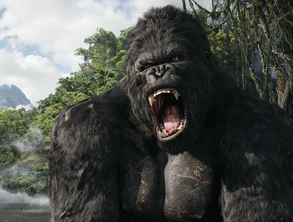 kong - Samuel L. Jackson and Tom Wilkinson to Beat Off Kong?