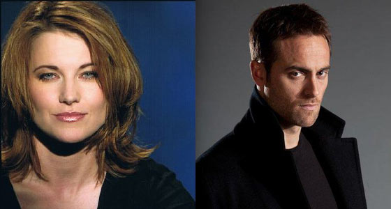 lawlesstownsend - Lestat and Xena Heading to Salem! Stuart Townsend, Lucy Lawless, and More Sign Up for Season 2!