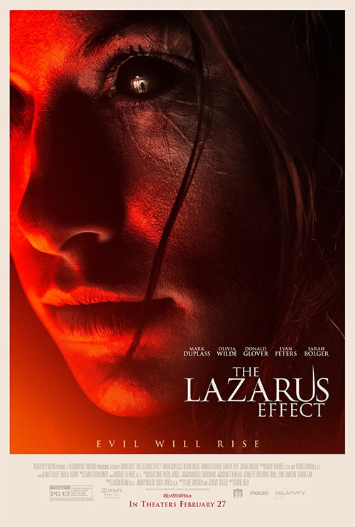 lazarus - New TV Spot for The Lazarus Effect Is Unleashed