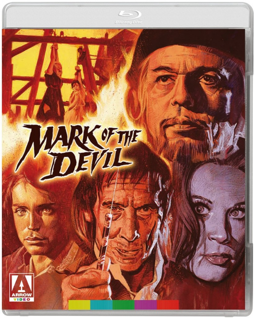mark 822x1024 - Arrow Video Reveals North American Home Video Releases; Blood and Black Lace, Mark of the Devil and More!