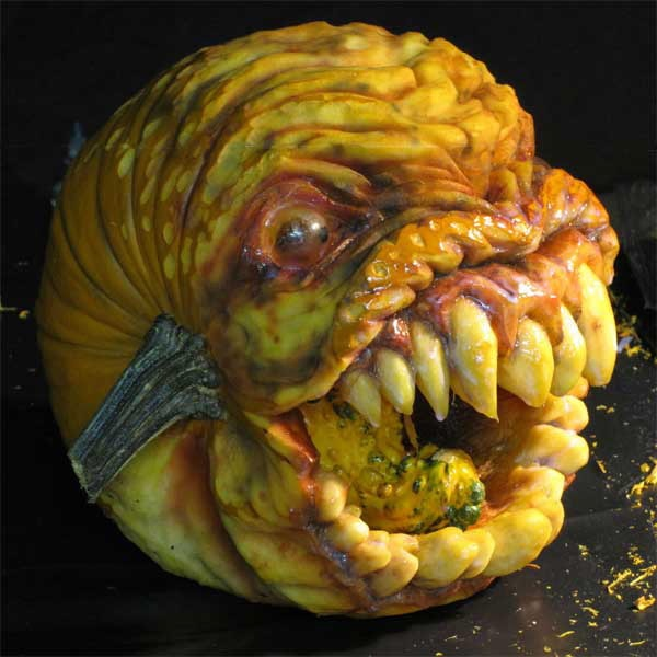 35 Incredible Halloween Pumpkins Carve Out Scares Dread