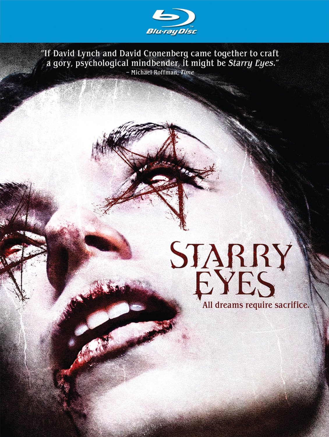 starryeyesblu - Starry Eyes (Blu-ray / DVD)