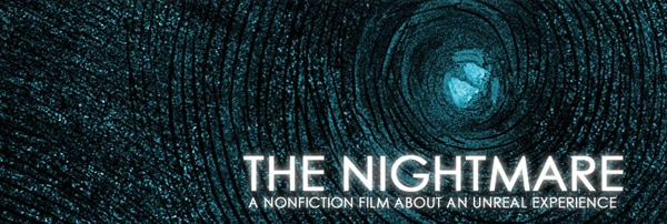 the nightmare title - SXSW 2015: Producer Ross Dinerstein Talks The Diabolical and The Nightmare