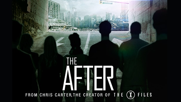 theafter - Amazon Not Moving Forward with Chris Carter's The After
