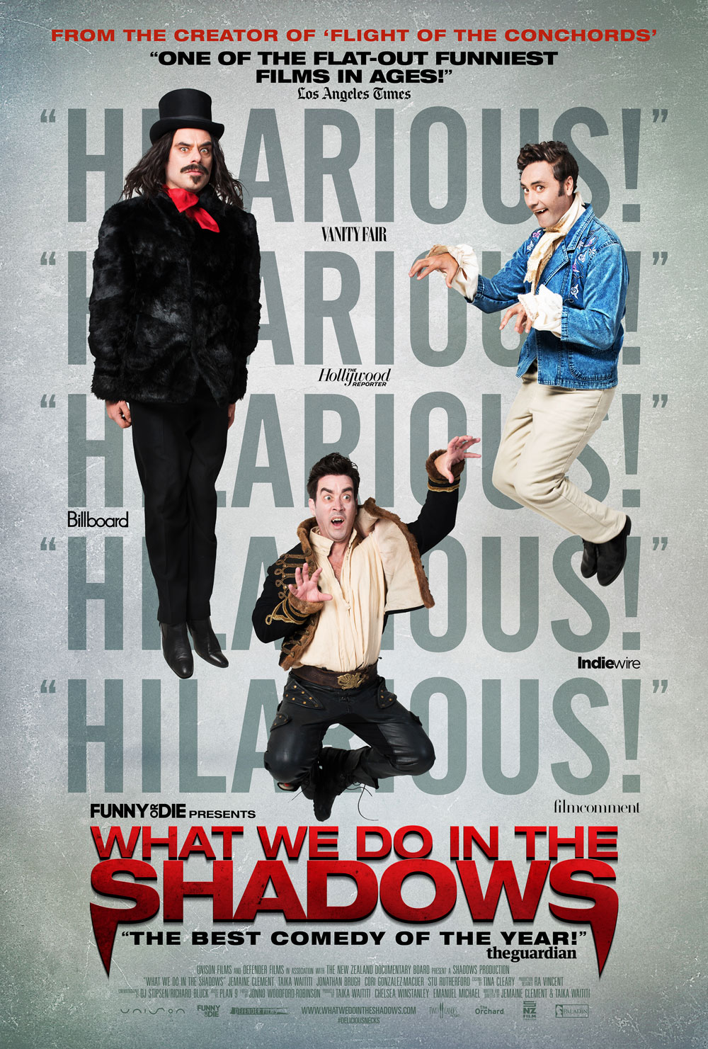 what we do in the shadows - New What We Do in the Shadows Video Plays by the Rules