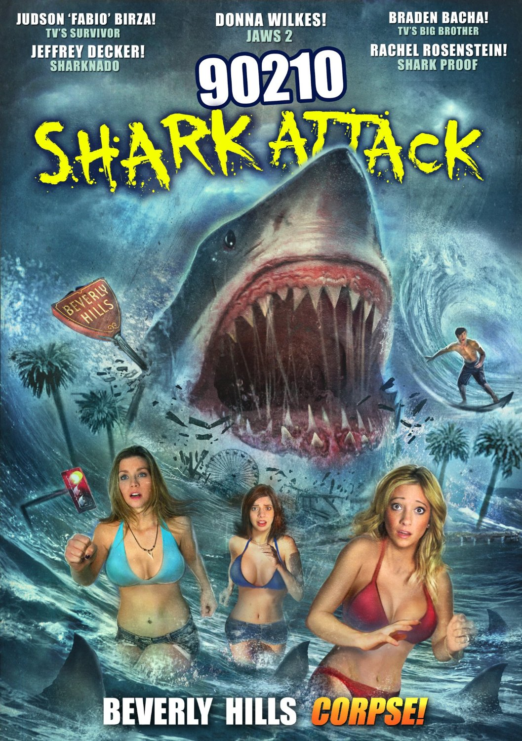 90210sharkattack - 90210 Shark Attack (2014)