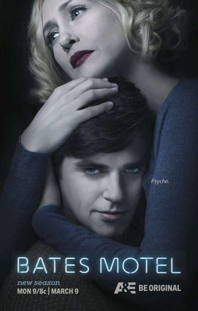BatesMotelSeason3 654x1024 - Everything's Normal in this First Look at Bates Motel Season 3