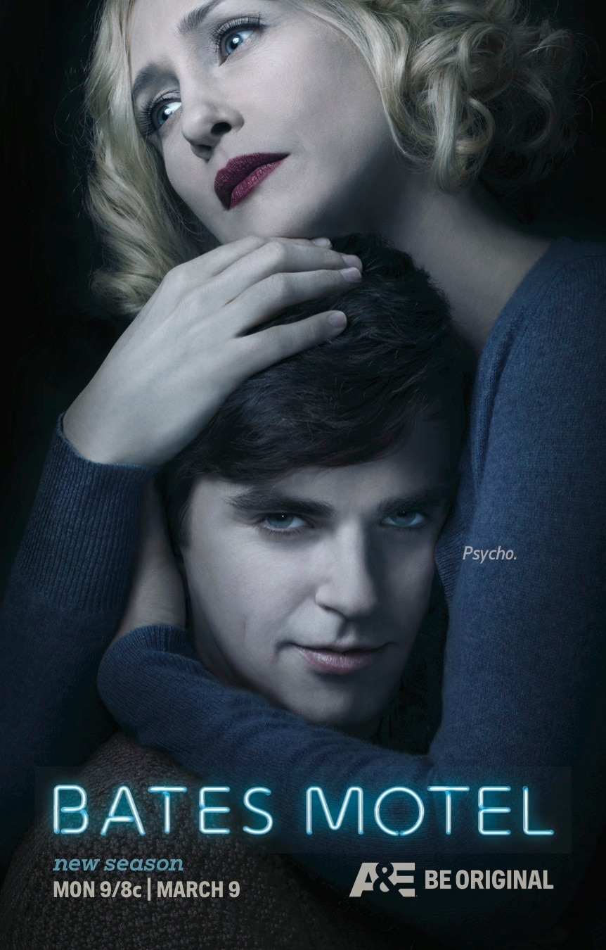 BatesMotelSeason3 - Everything's Normal in this First Look at Bates Motel Season 3