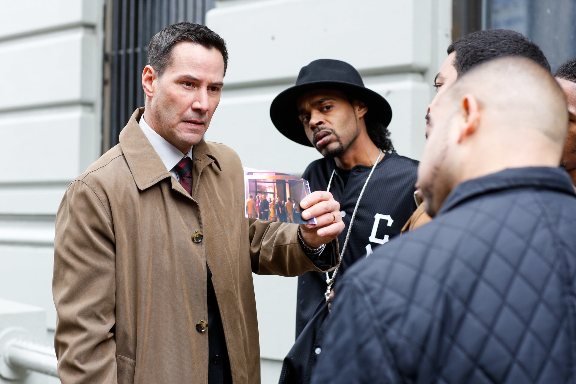Daughter of God 2 - EFM 2015: Keanu Reeves Searches for the Daughter of God