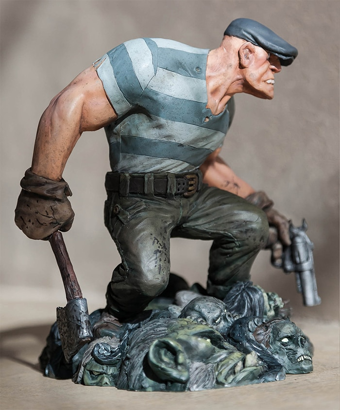 GOONStatue2 115446 - Toy Fair 2015: Dark Horse Reveals Special Edition Statue Based on Eric Powell's The Goon