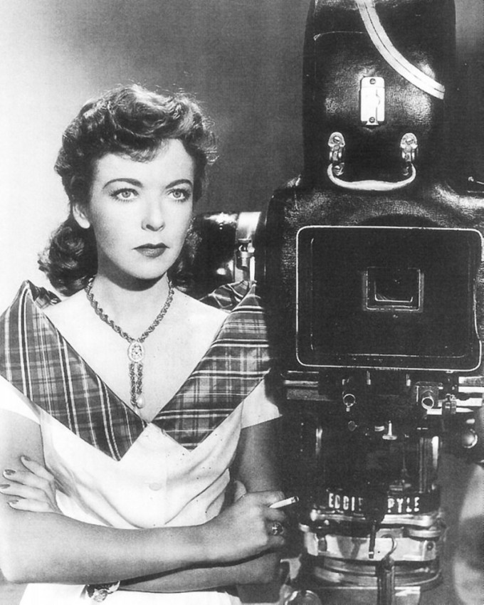 Ida Lupino - Women in Horror Month: Dread Central Salutes the Pioneers