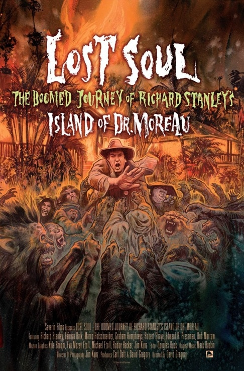 Lost Soul Poster - Richard Stanley Vows to Resurrect His Remake of The Island of Dr. Moreau