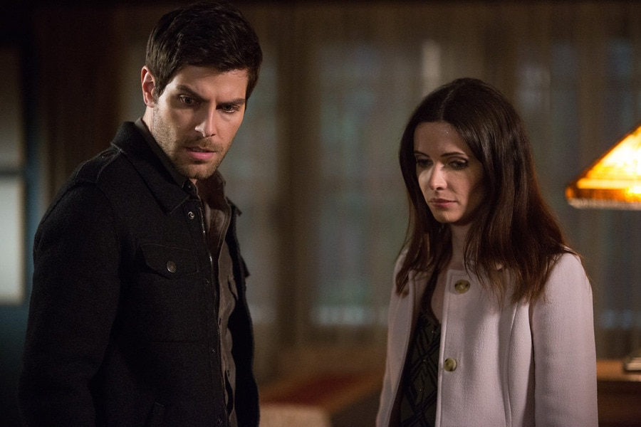 NUP 166522 0706 - Grimm Season 4 Wrap-Up; What's Ahead in Season 5