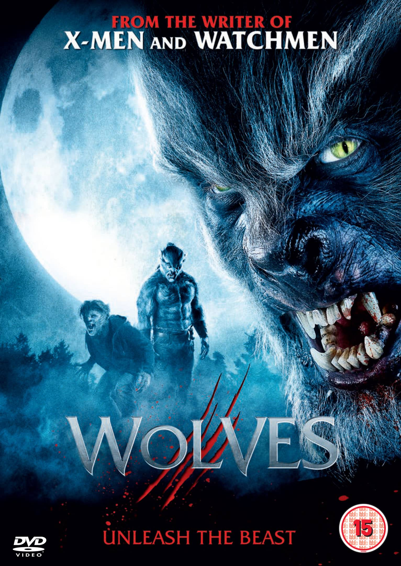 WOLVES Competition Image - UK Readers: Win a Copy of Wolves on DVD!