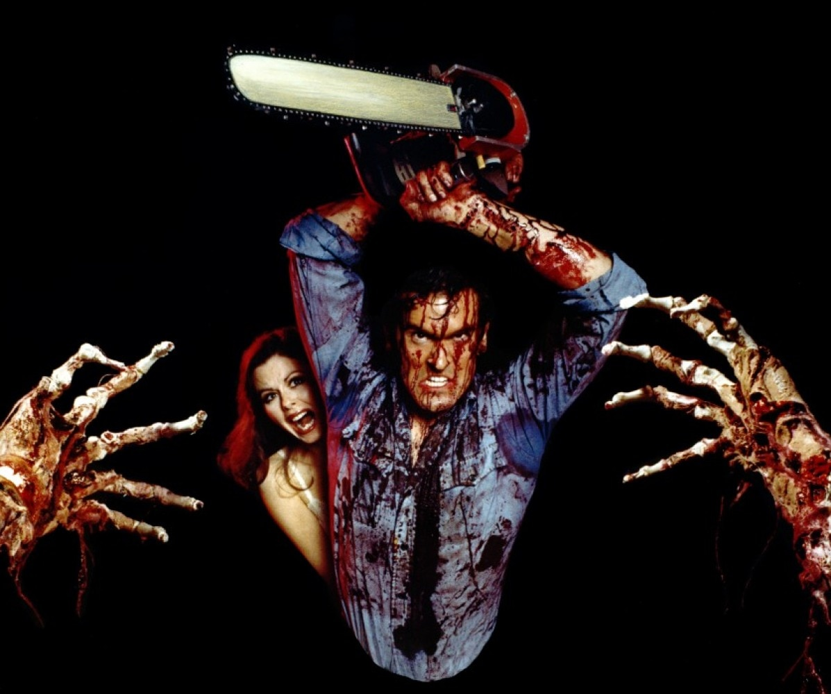 bruce campbell - Exclusive - Bruce Campbell Talks Ash vs. Evil Dead with Dread Central