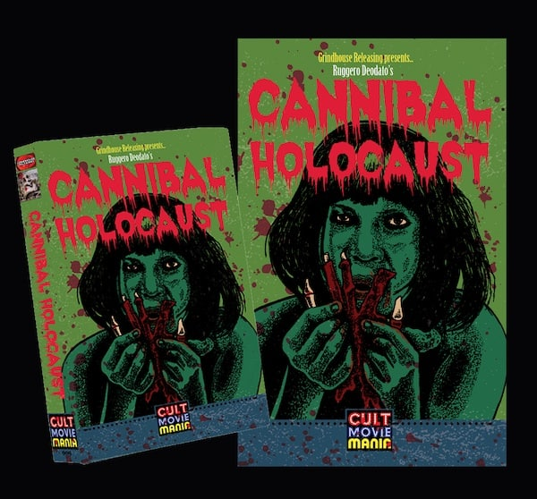 Cannibal Holocaust - Cult Movie Mania & Grindhouse Releasing