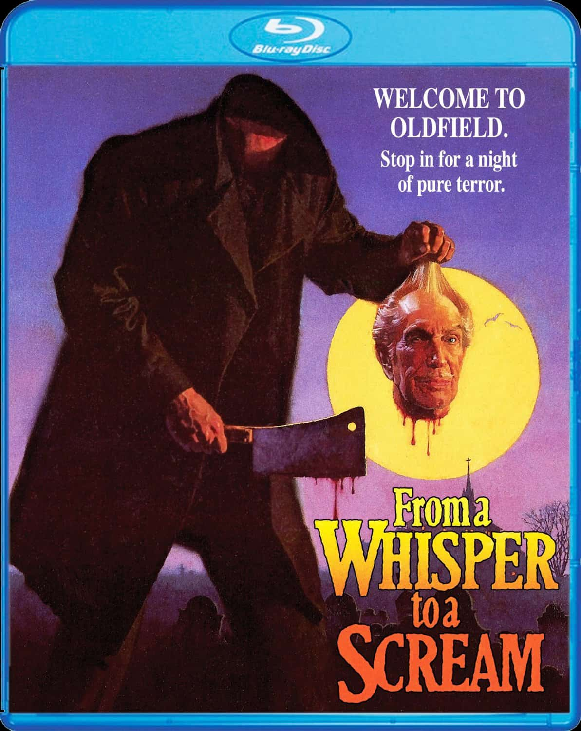 from a whisper to a scream - From a Whisper to a Scream (Blu-ray)