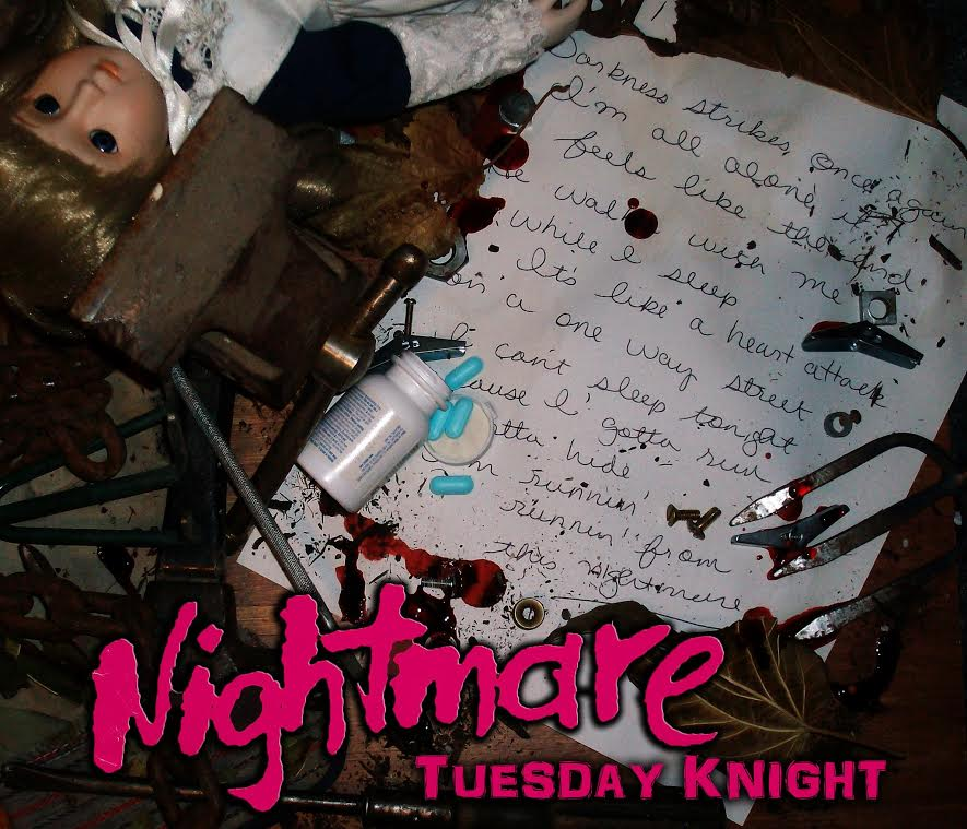 nightmare tuesday knight 2 - A Nightmare on Elm Street 4: The Dream Master's Tuesday Knight Sings for Fans