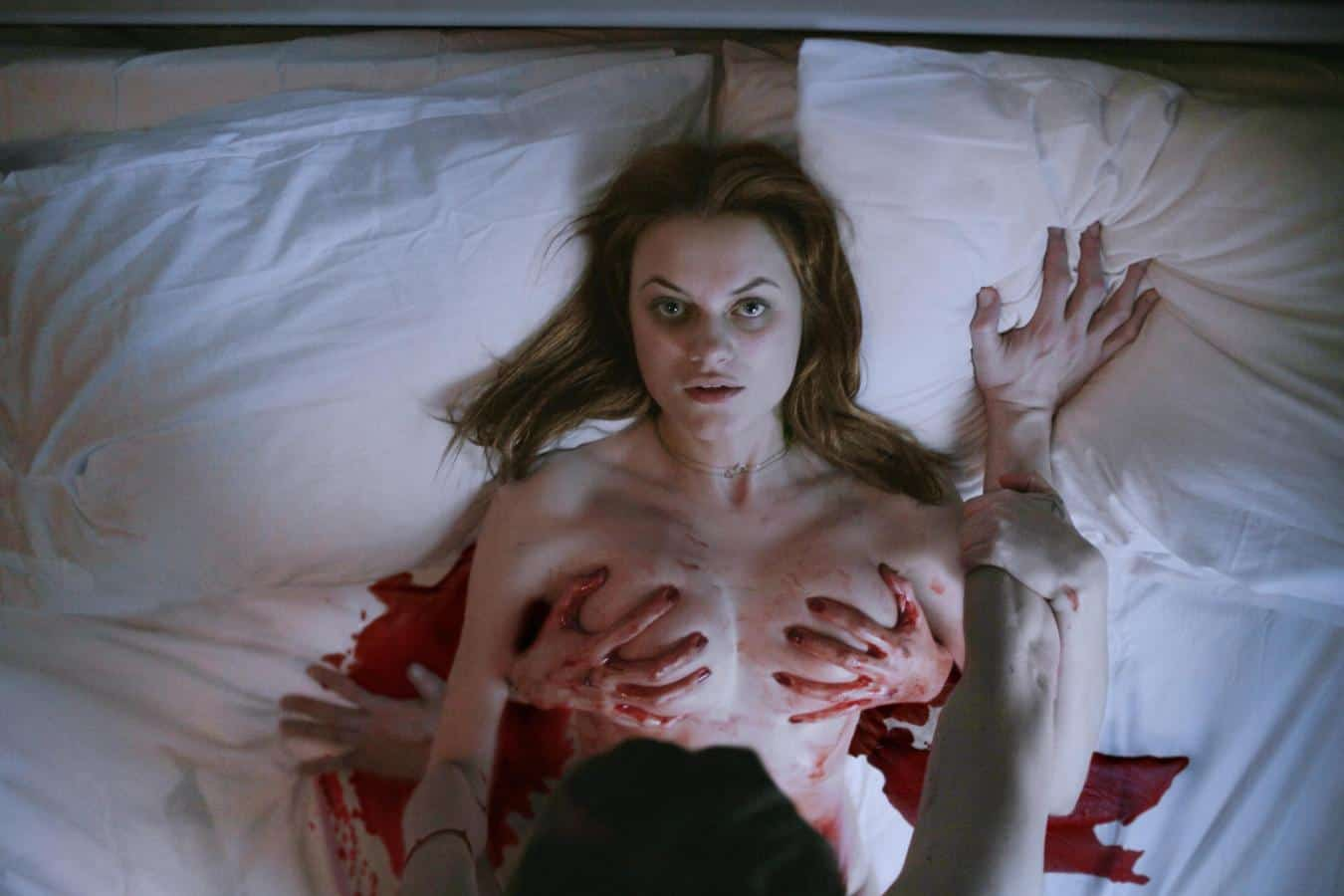 ninaforever - New Nina Forever Poster Is a Bloody Valentine