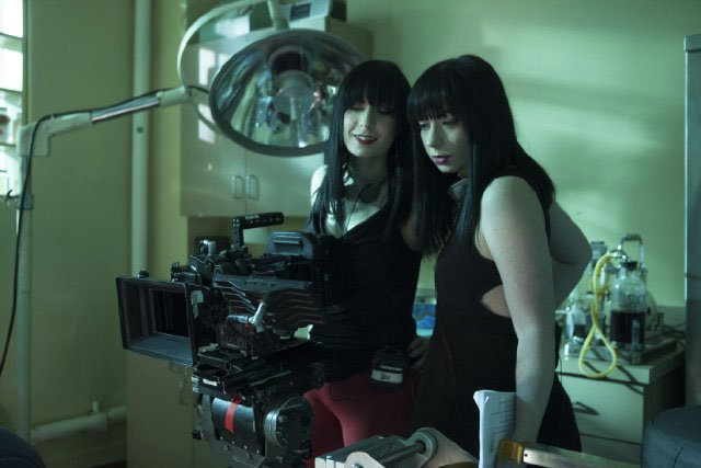 soska sisters - Women in Horror Month - Rising Female Filmmakers