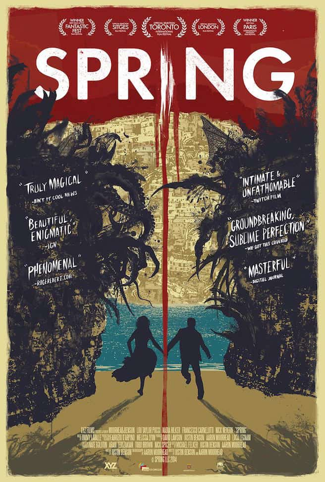 spring international poster - Get Ready for Spring with a New Batch of Clips