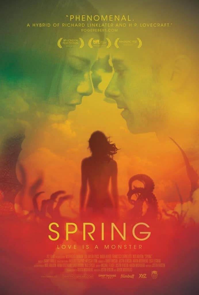 spring1 692x1024 - Today on VOD: Backcountry, A Girl Walks Home Alone at Night, Spring and Zombeavers