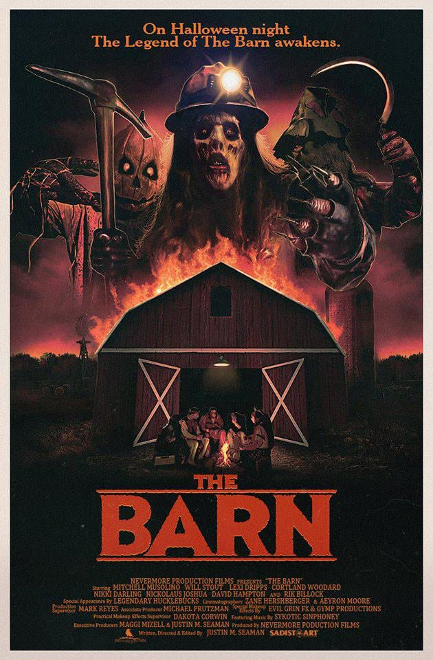 The Barn Best Damned Artwork And Trailer Of The Day
