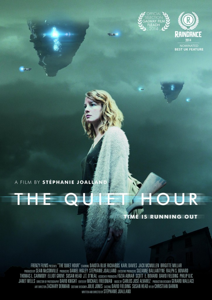 the quiet hour poster 724x1024 - The Quiet Hour Home to Invaders