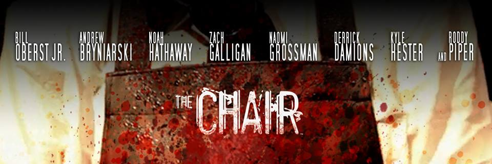 thechairbanner - First Look at Andrew Bryniarski in The Chair
