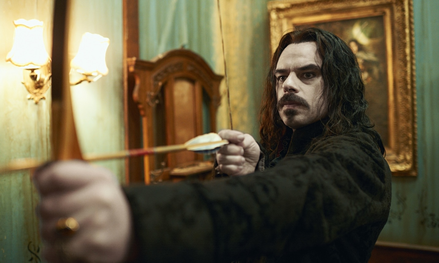 what we do in the shadows 1 - Exclusive - Jemaine Clement and Taika Waititi Talk What We Do in the Shadows