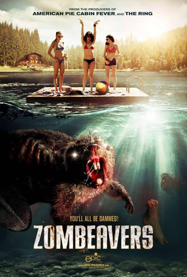 zombeavers - Today on VOD: Backcountry, A Girl Walks Home Alone at Night, Spring and Zombeavers