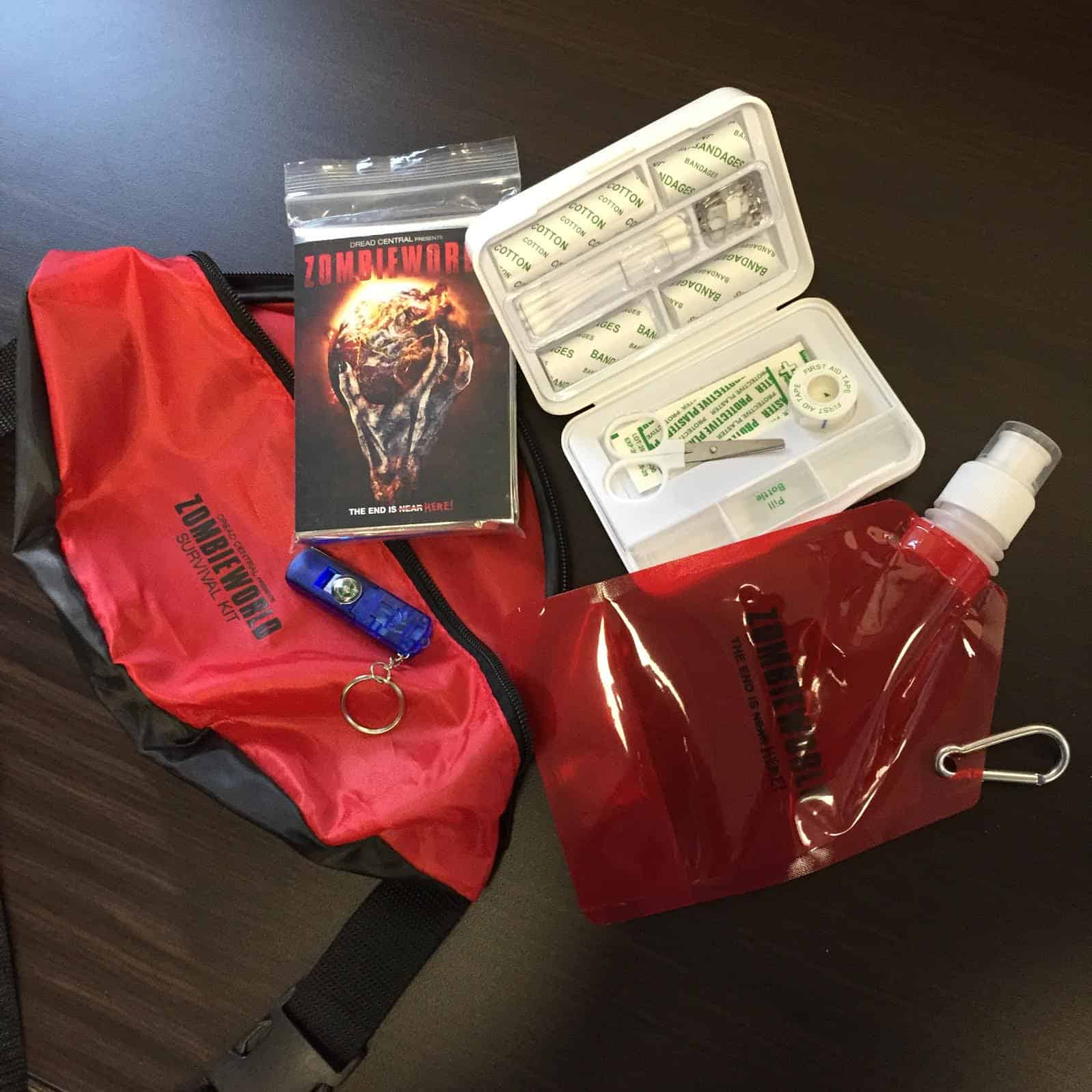 Zombieworld Survival Kit