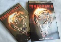 Zombieworld DVD prizes for Box of Dread selfie contest