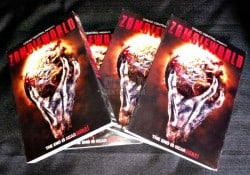 Win Zombieworld DVD from Box of Dread selfie contest